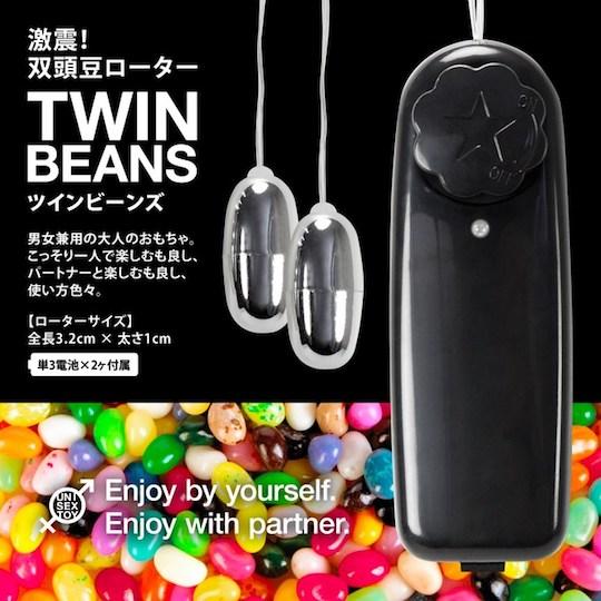 Twin Bean Vibrator