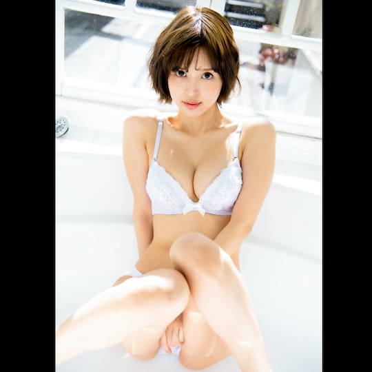 Tsukasa Aoi Young Wife Sexually Mature Meiki Onahole