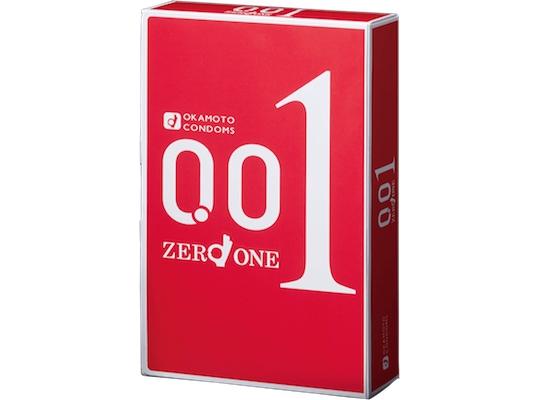 Okamoto Zero One 0.01mm Condoms