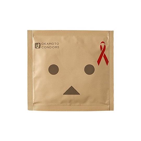 Okamoto Danbo Condoms (12 Pack)