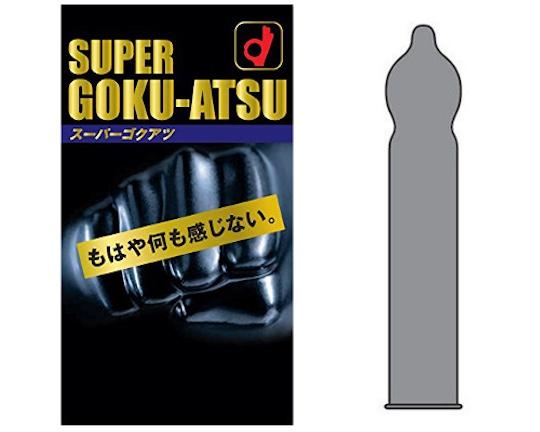 Super Goku-Atsu Condoms