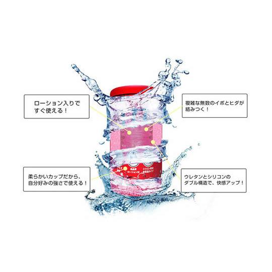 Onadroid Aqua III Masturbator