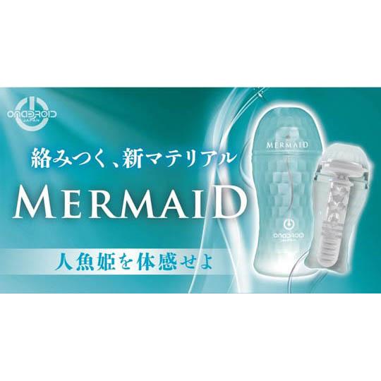 Onadroid Mermaid Masturbator