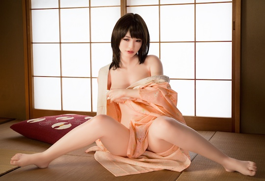 Real Love Doll Yasuragi White Skin