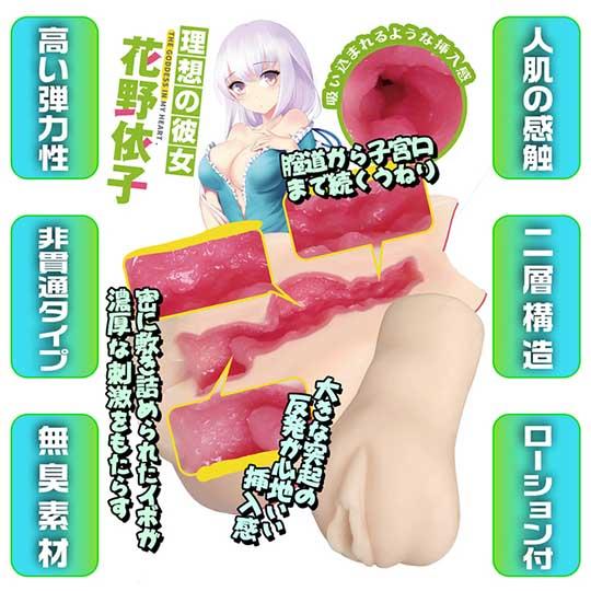 Ideal Girlfriend Yoriko Hanano Onahole