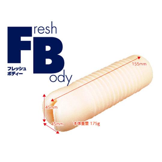 Fresh Body Onahole
