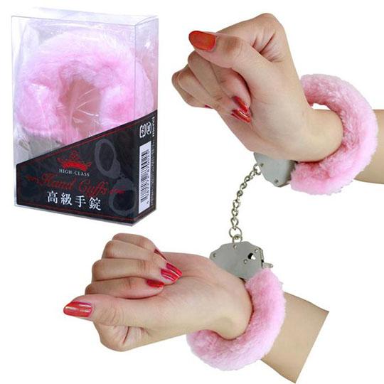 High-Class Furry Handcuffs