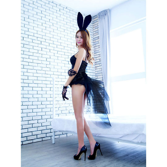 Long Tail Bunny Costume