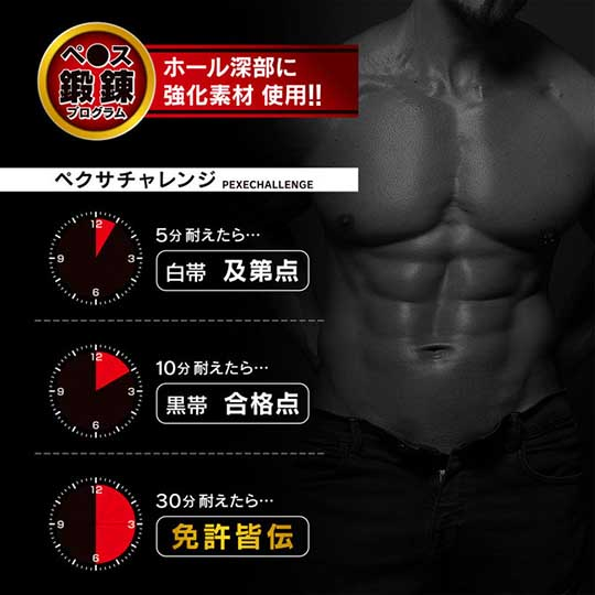 Pexercise Fitness Onahole