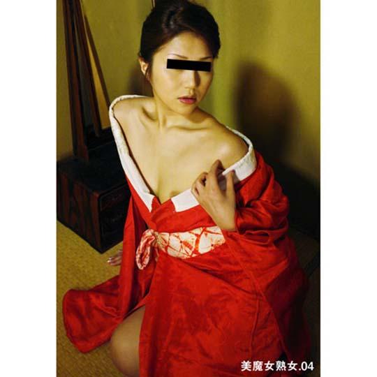 Smell Panties Beautiful Older Japanese Woman 4