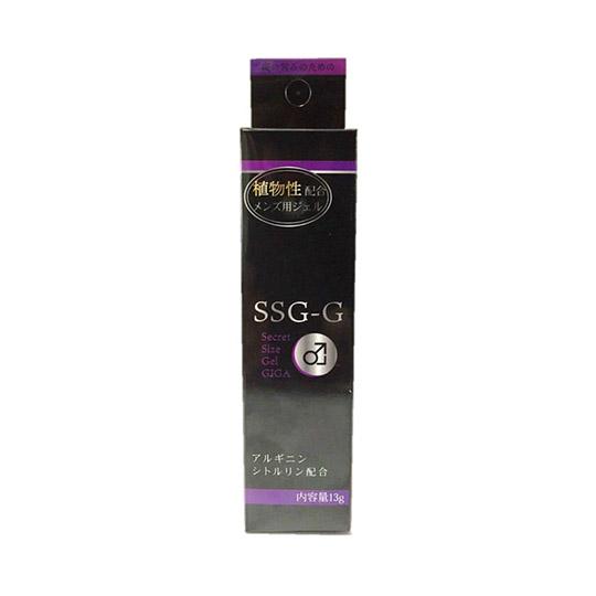 SSG-G Secret Size Gel Giga Sensitivity Ointment