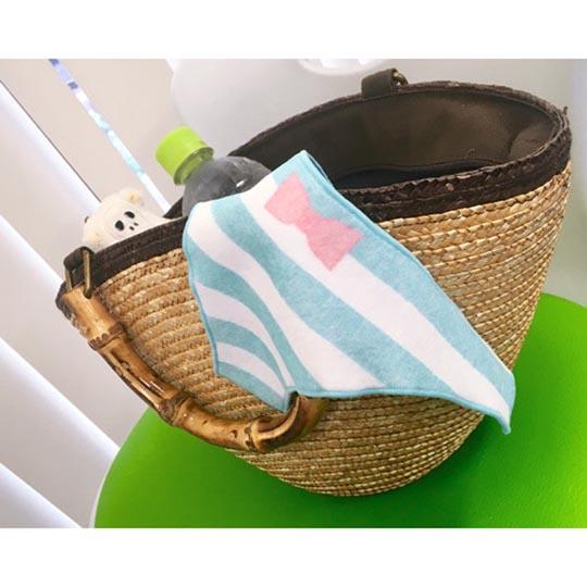 Striped Panties Towel