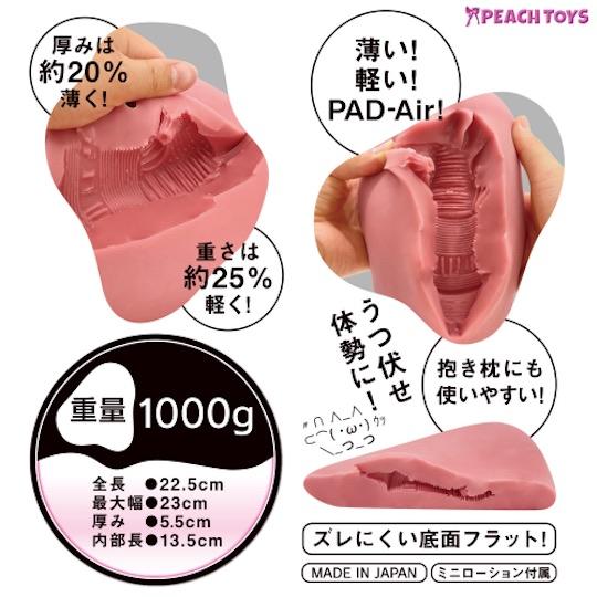 Floor Pad Air Onahole