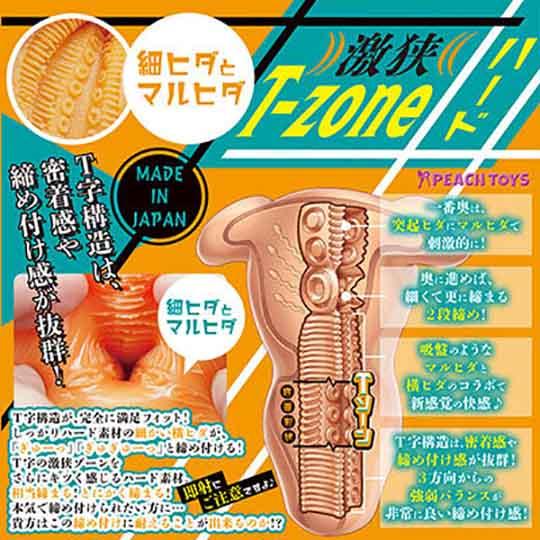 Inmon Uterus T-Zone Pocket Pussy