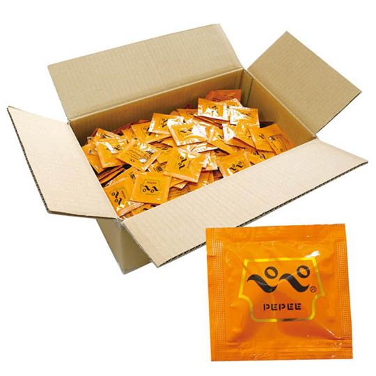 Pepee Pouch Lubricant (1,000 Pieces)