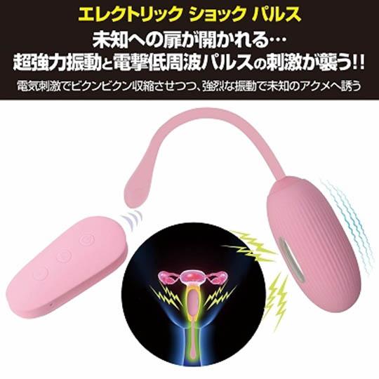 Pretty Love Shock Pulse Vibrator