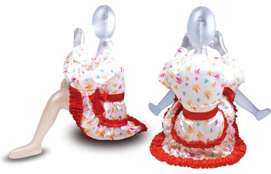 Nadeshiko Momiji Air Doll Costume
