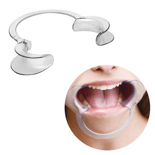 Clear Mouth Opener-Spreader