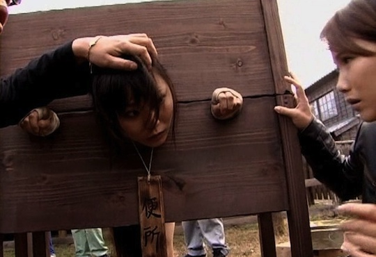 Public Toilet Japanese Coal Miner Village Orgy