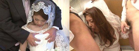 Wedding Bride Surprise Orgy by SOD