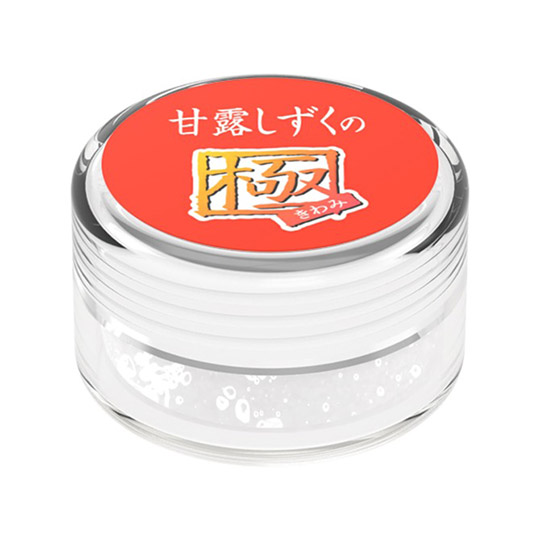 Orgasm Guaranteed Cream Bloody Clam