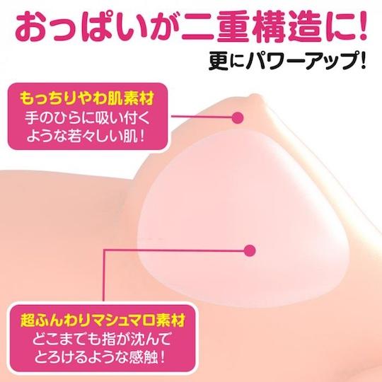 Real Body 3D Bone System Yura Anekawa