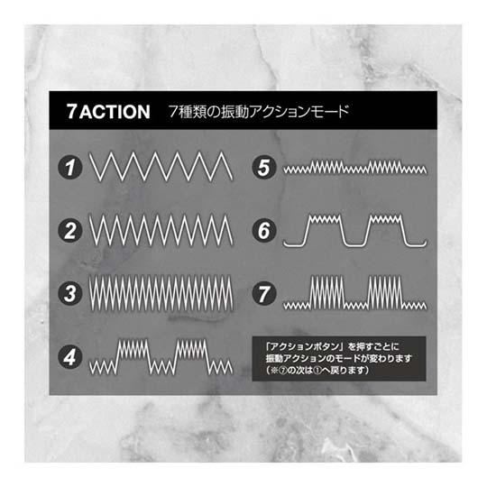 Uterus Knock Vibrator