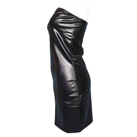 Otoko no Ko Shiny Bodycon Dress