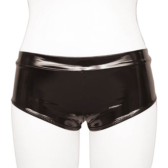 Otoko no Ko Shiny Enamel Hot Pants