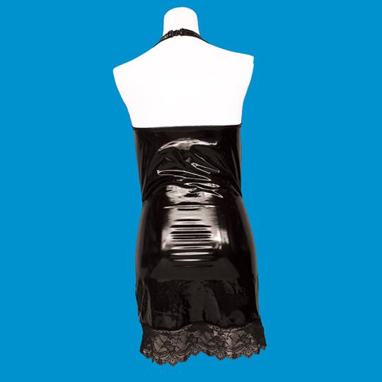Otoko no Ko Tight Shiny Enamel Dress
