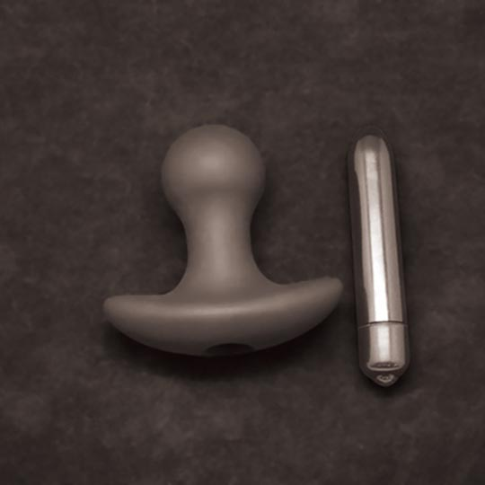 Eneorga Vibration Omega Butt Plug