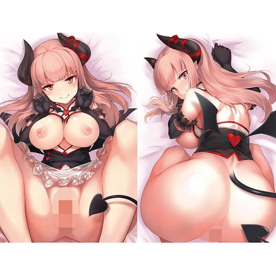 Insert Air Pillow Cover Virtual YouTuber EvE