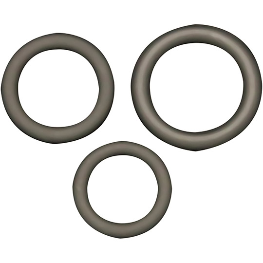 Strong Cock Ring Set