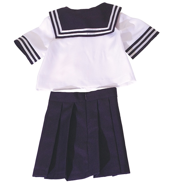 Angelic Doll Schoolgirl Uniform