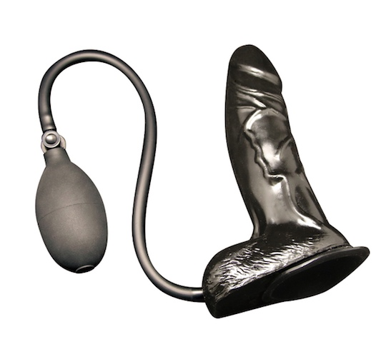 Expandable Dildo Pump