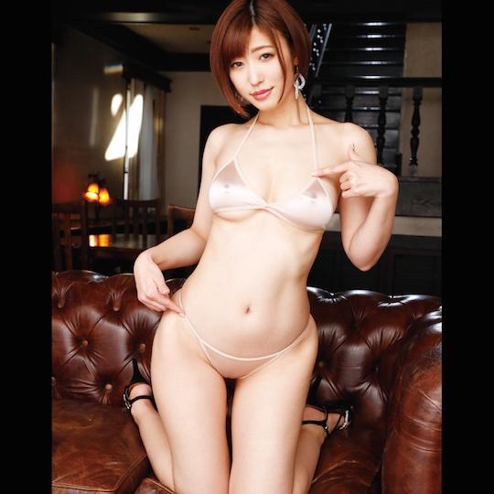 Asahi Mizuno Gokujo Namagoshi Ultimate Hips Onahole
