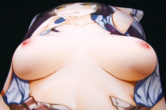Ultra-Soft Bust Insert Air Pillow Oppai Breasts