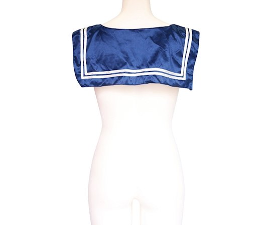 Japanese Schoolgirl Sailor Uniform Cosplay