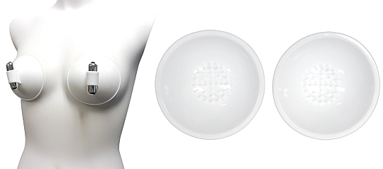 Nipple clamps nipple vibrator vibrating nipple clamps