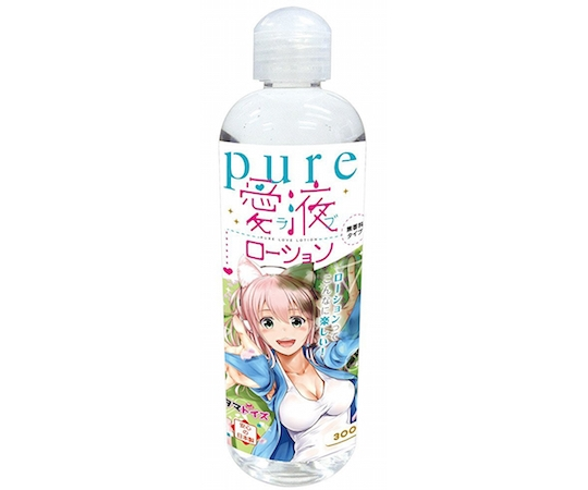 Pure Love Juice Fragrance-Free Lubricant