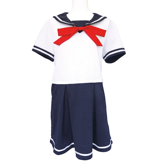 Sailor Fuku School Uniform Pajamas for Otoko no Ko