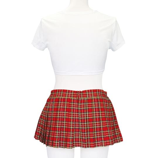 Sexy Schoolgirl Otoko no Ko Costume for Men
