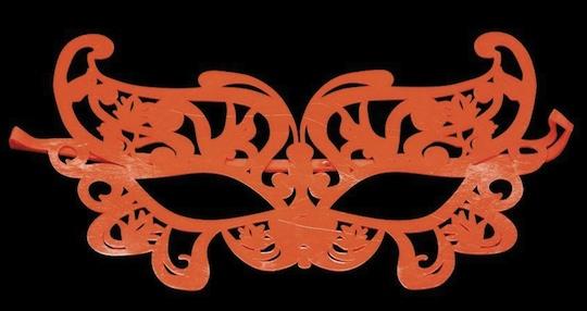 Venetian Eye Mask #1