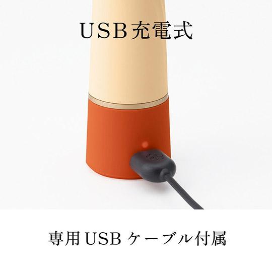 Tenga Iroha Pleasure Item Rin+ Haremomiji Vibrator