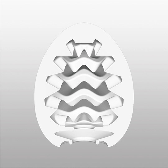 Tenga Egg Wavy Special Cool Edition