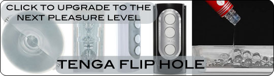 Tenga Onacup Rolling Head Black Edition