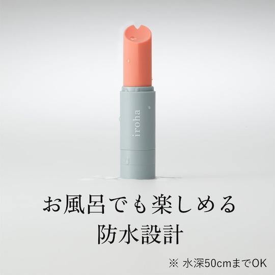 iroha stick イロハ スティック ベビーピンク x ホワイト