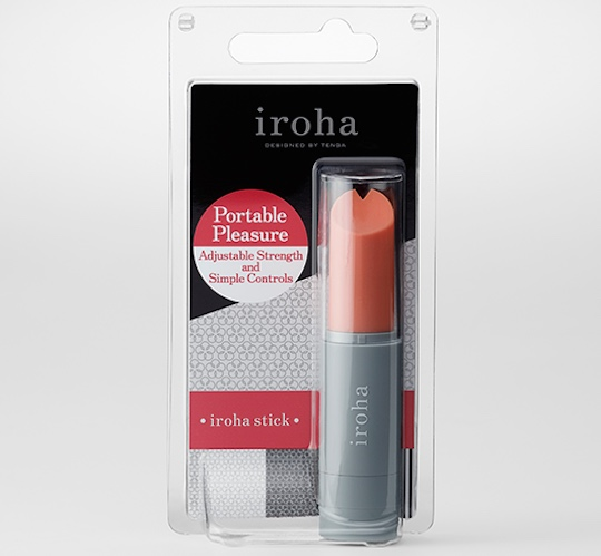 Tenga Iroha Stick Lipstick Vibrator