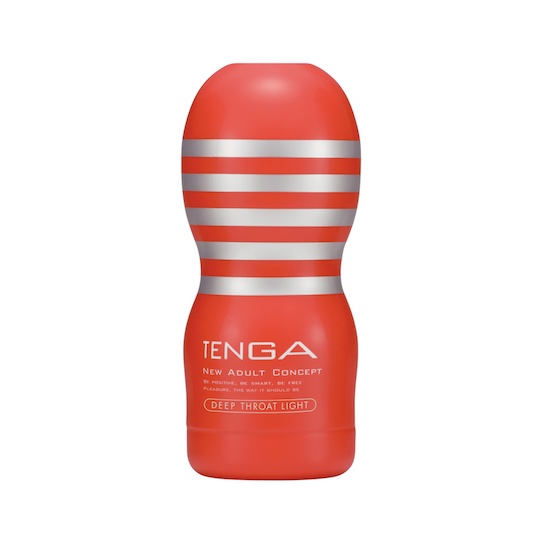 Tenga LED Light Deep Throat Light Onacup