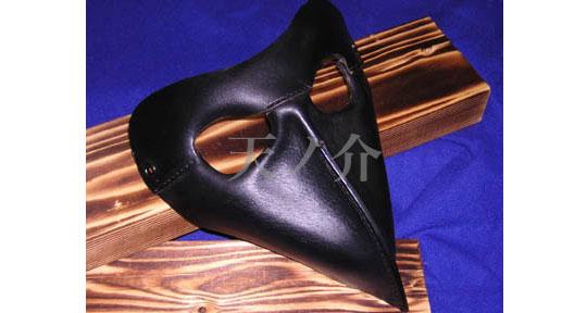 3D Bondage Mask